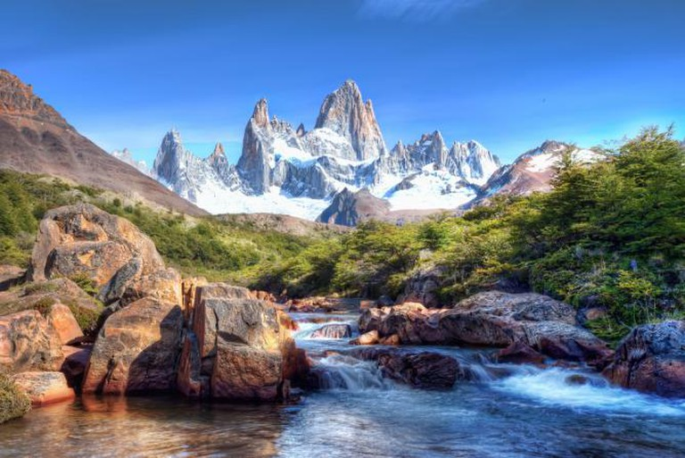 Mount Fitz Roy Ⓒ Chris Ford/Flickr