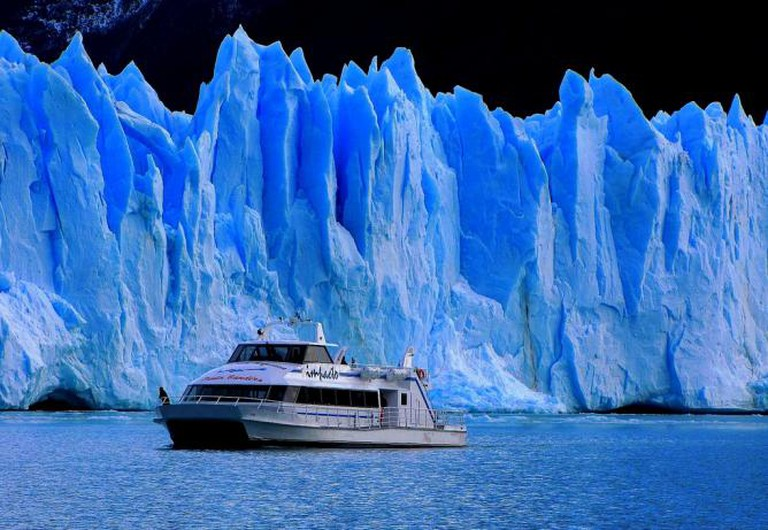 Lago Argentino boat tour Ⓒ Ana_Cotta/Flickr