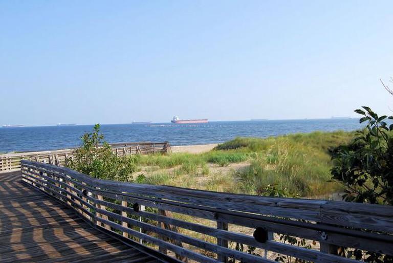 Beach Access, First Landing State Park