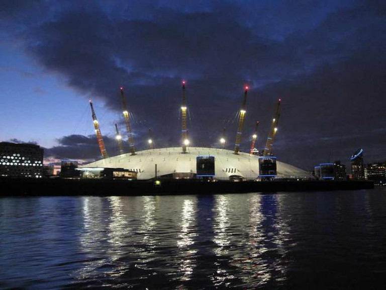 The 02 Arena | © CC BY 2.0/Wikicommons