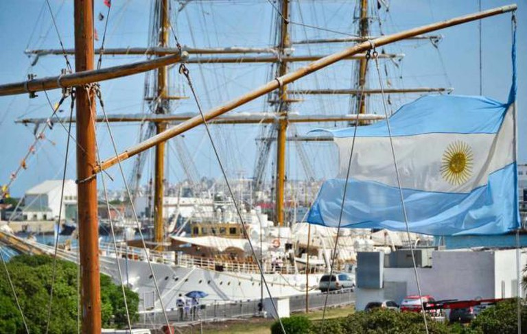 Bahía Blanca's port | Ⓒ gacetamarinera/Flickr