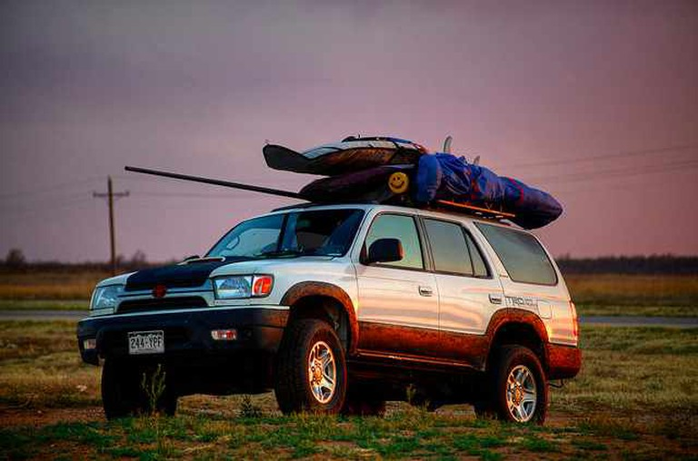 The Rusty, Trusty, Steed | © Zach Dischner/Flickr
