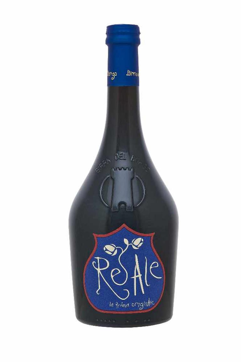 Reale IPA | Courtesy of Birra del Borgo
