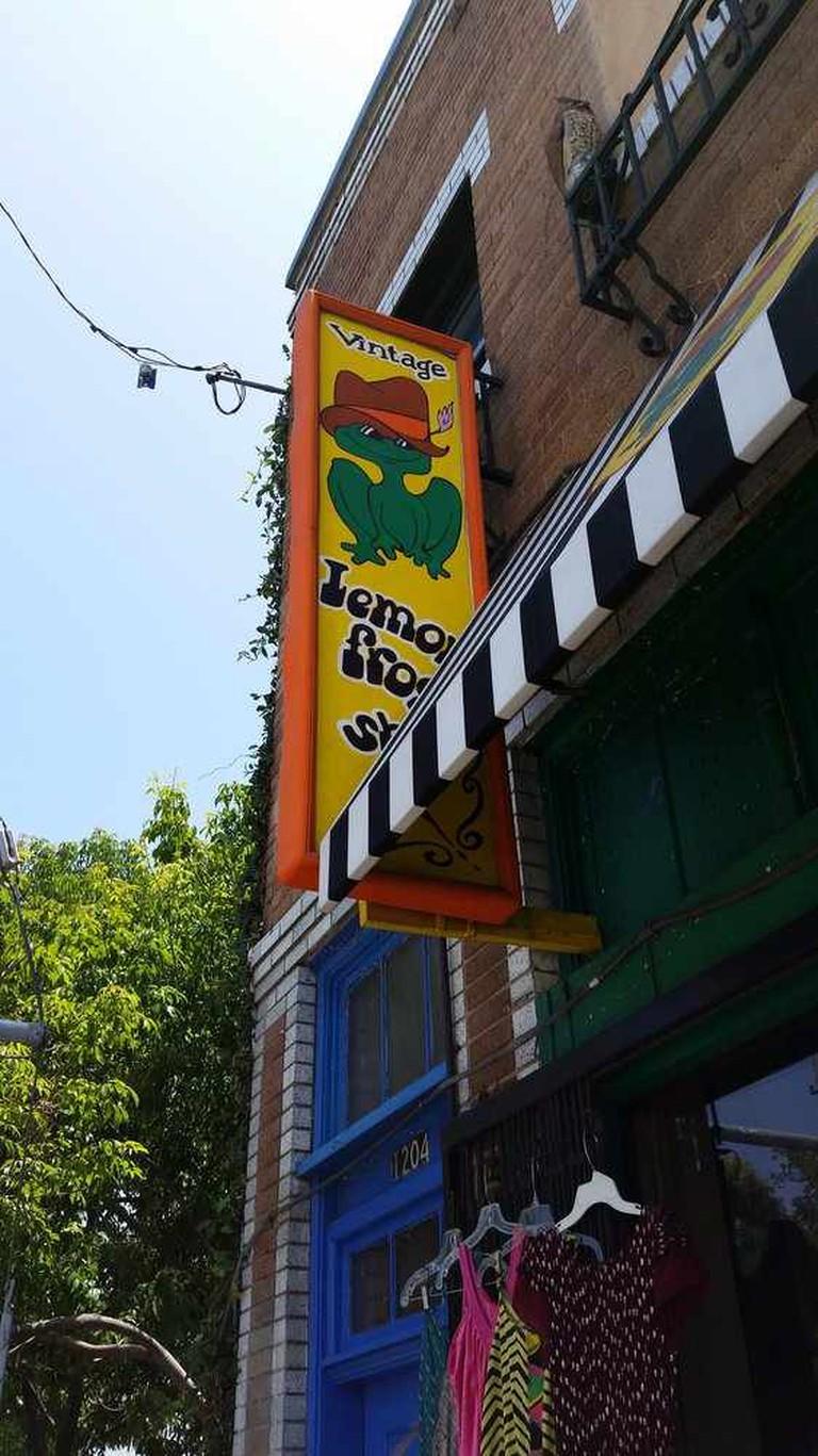 Lemon Frog Shop