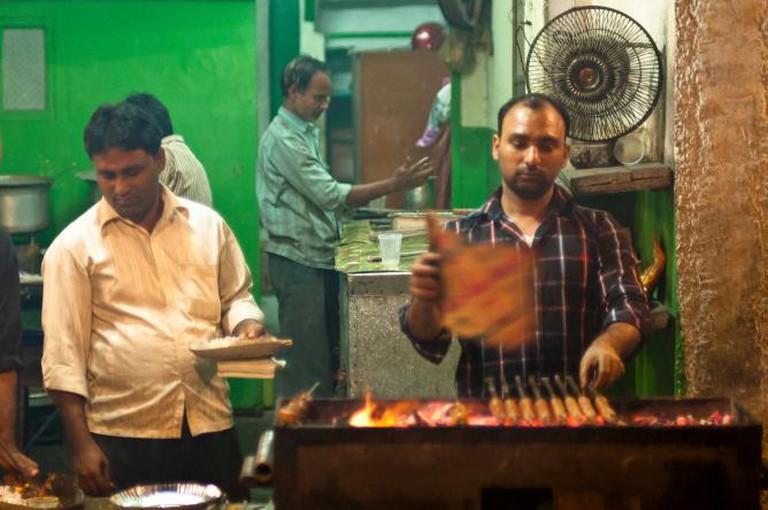 Azam's Mughlai | © Pankaj Kaushal/Flickr