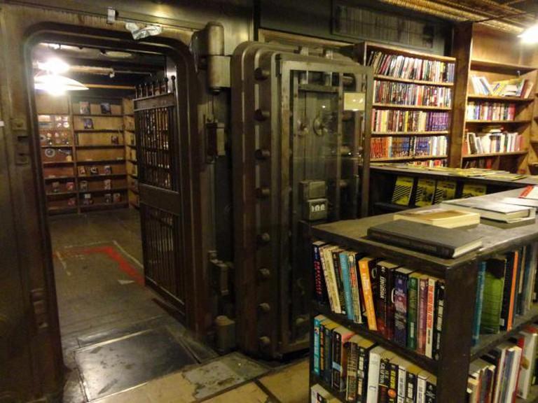 The Last Bookstore © Scott Garner/Flickr