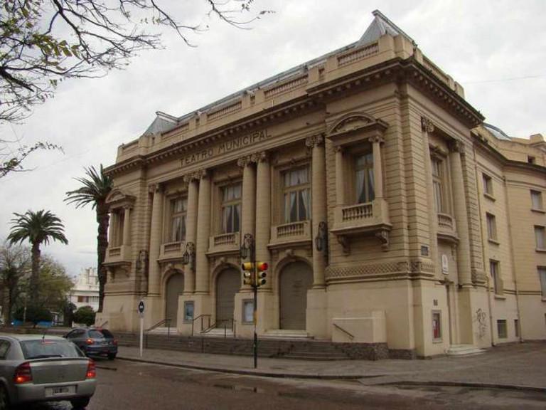 Teatro Municipal   Ⓒ Pablo Flores/Flickr