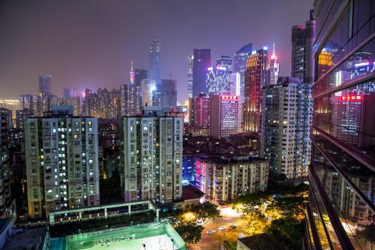 Guangzhou © Robert S Donovan/Flickr