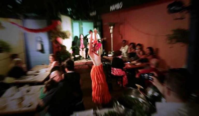 Mambo Lounge - Rear Patio Stage | © Celio Barreto