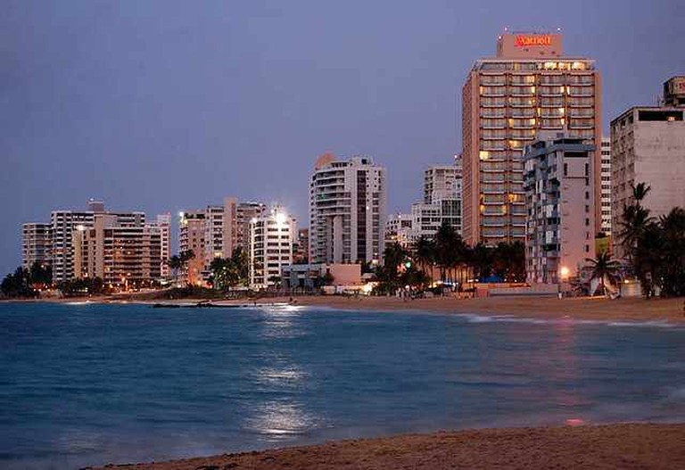 Condado Beach | © James Willamor/Flickr