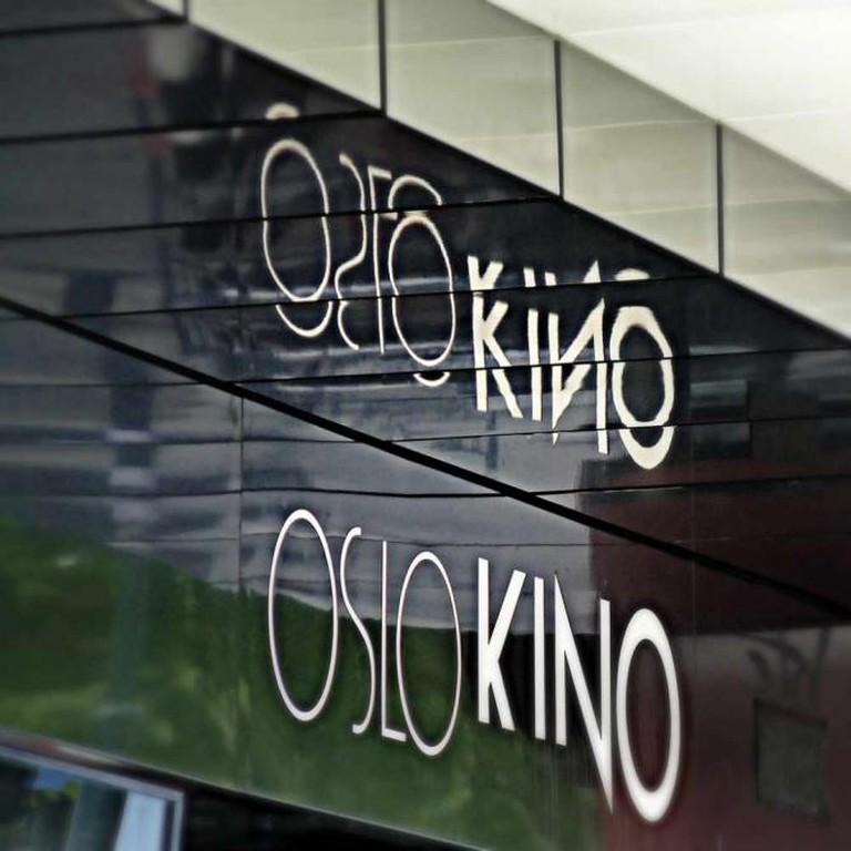 One of Oslo's cinemas