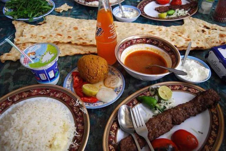 Traditional Tabrizi Food | © Vathlu/Wikicommons