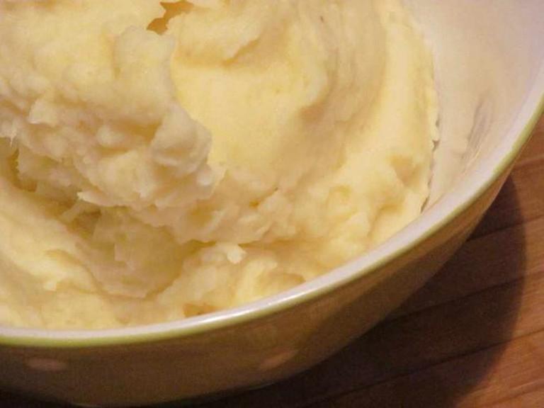 Potato Purée