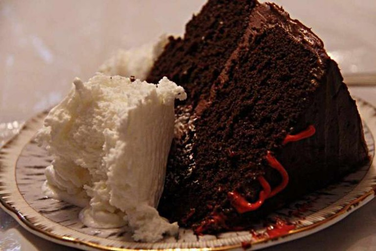 Chocolate Cake | ©waferboard/Flickr