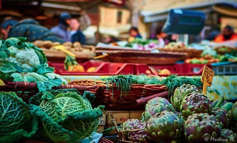 Vegetables | ©MartinaTR/Flickr