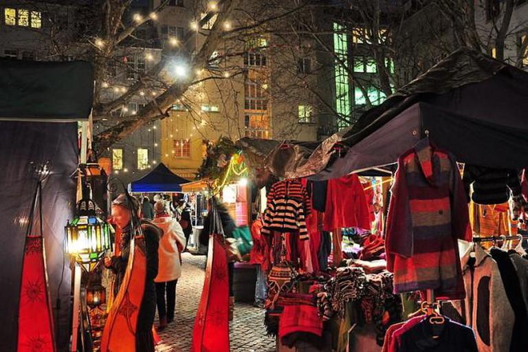 Rosenhof Market | © Roland zH/WikiCommons