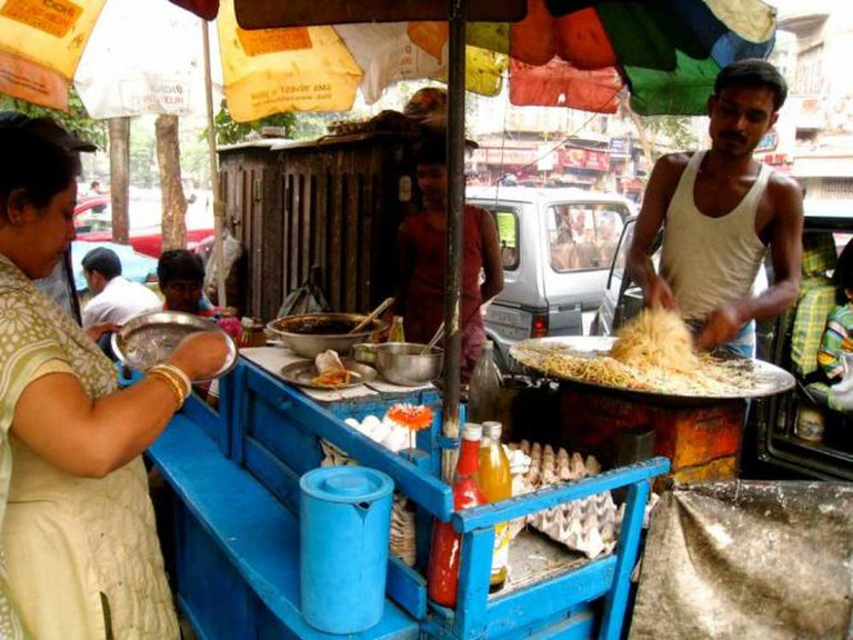 Chow mein from street stalls | © flippy whale /Flickr