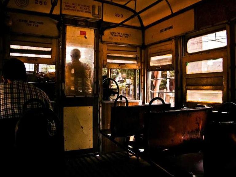 during a tram ride. | © Soumyaroop Chatterjee /Flickr