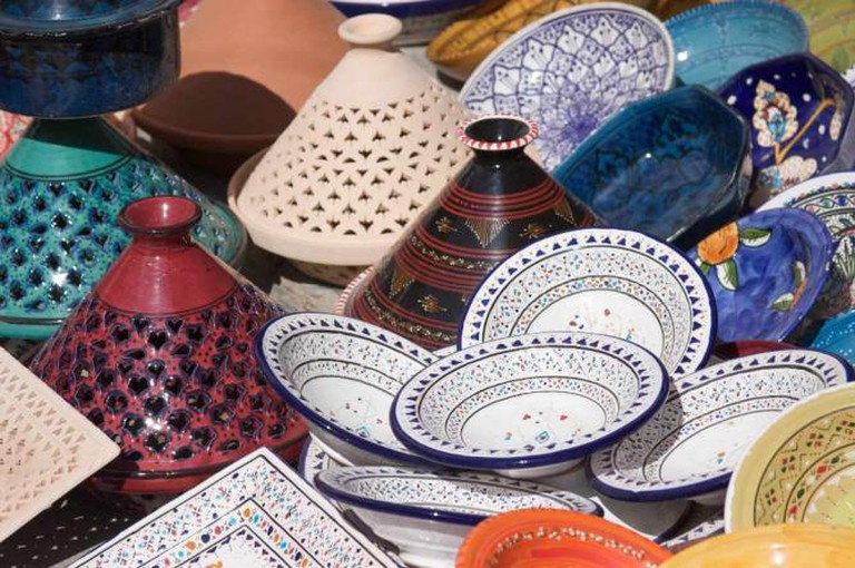 Pottery | © Katina Rogers/Flickr