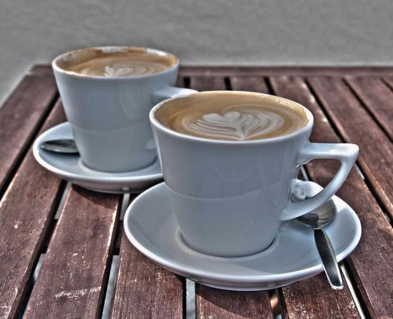 Coffee break | © Berit Watkin /Flickr
