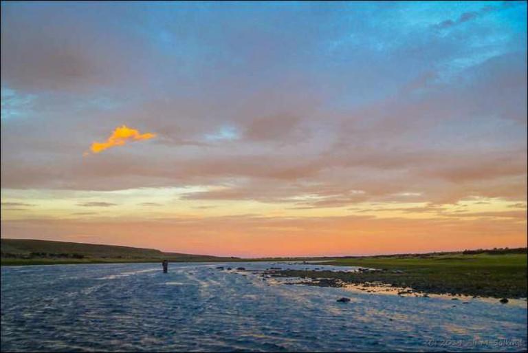 Río Gallegos | Ⓒ Alf Sollund/Flickr
