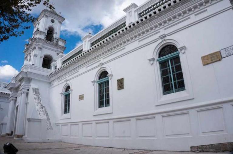 Iglesia Sagrario, Cuenca
