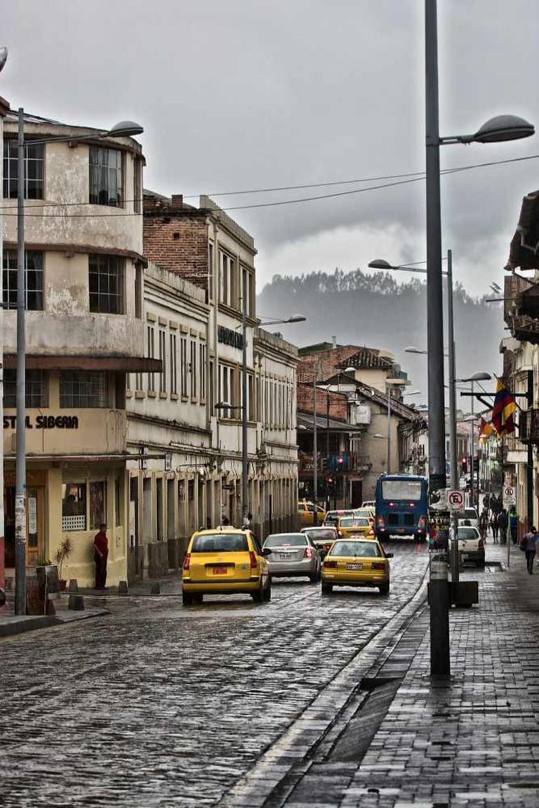 Calle Larga, Home of Remigio Crespo Toral Museum