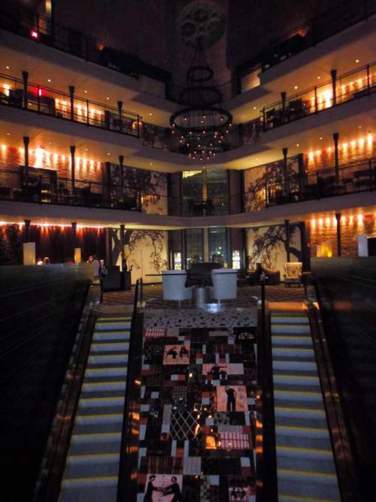 The Liberty Hotel, Boston