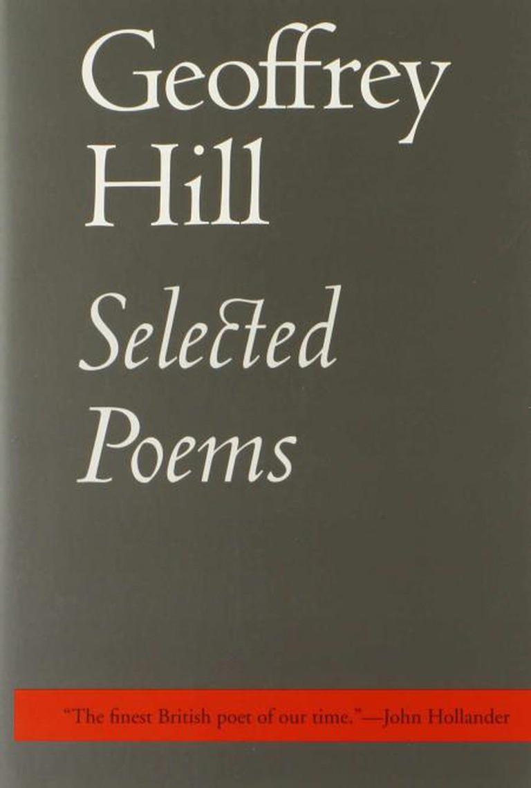 Selected Poems © Yale University Press