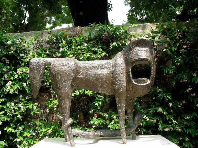 Peggy Guggenheim Collection Sculpture Garden