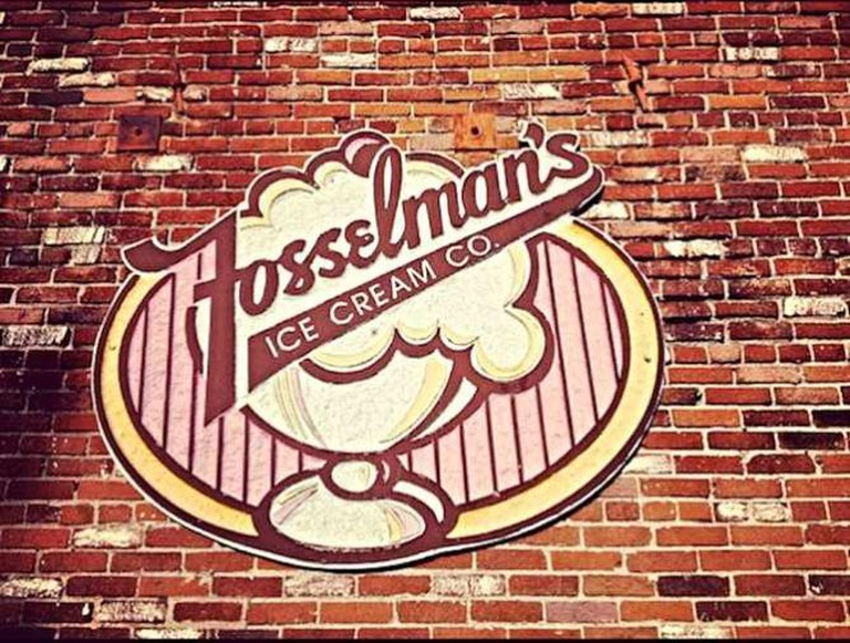 Fosselman's Ice Cream Co. | © Jorge Gonzalez/Flickr