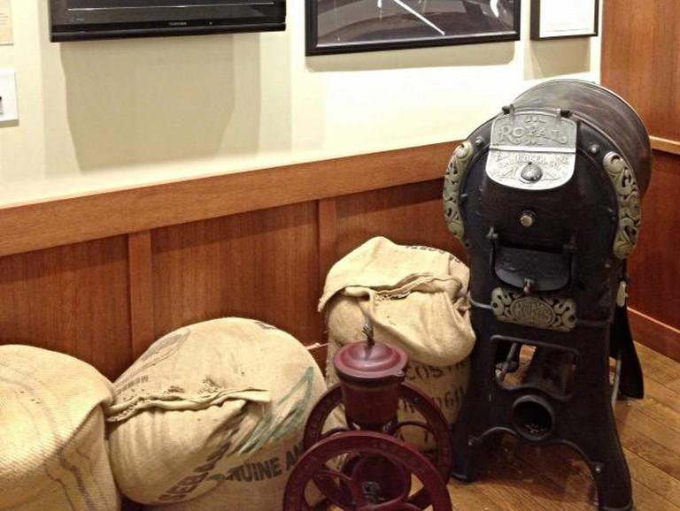 Original Coffee Roaster at Peet's   ©RayEverett/flickr