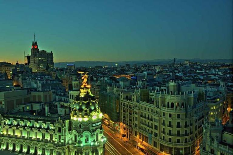Madrid | ©FelipeGabaldón/Flickr