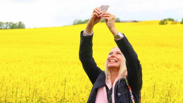 Yes, it's a selfie | © Susanne Nilsson/Flickr