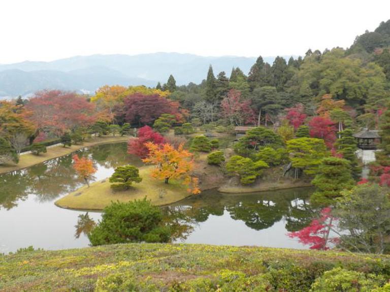 Shugakuin Imperial Villa, Kyoto l © np&djjewell/Flickr