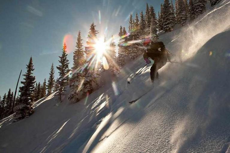 Skiing on Aspen Snowmass  ©Aspen Snowmass/Flickr