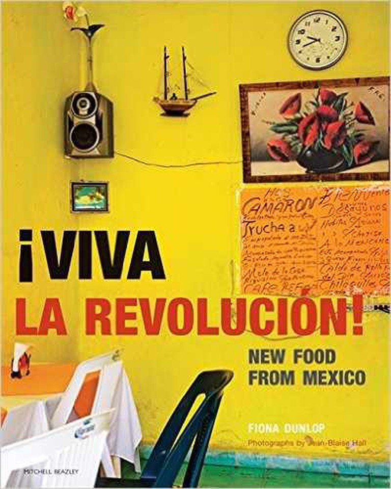 Vivi La Revolucion   © Mitchell Beazley
