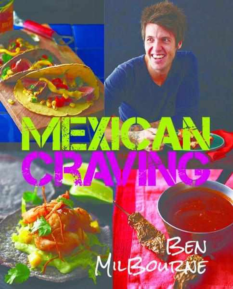 Mexican Craving   © New Holland Publishers