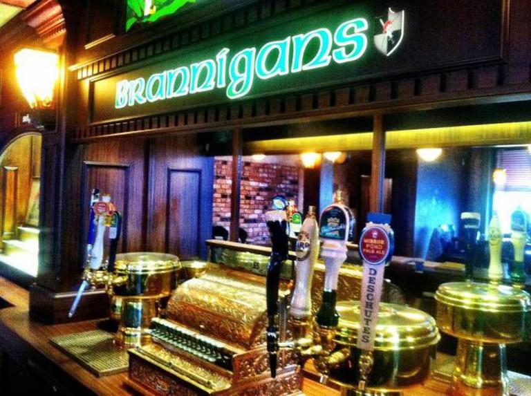 @ Brannigan's Pub