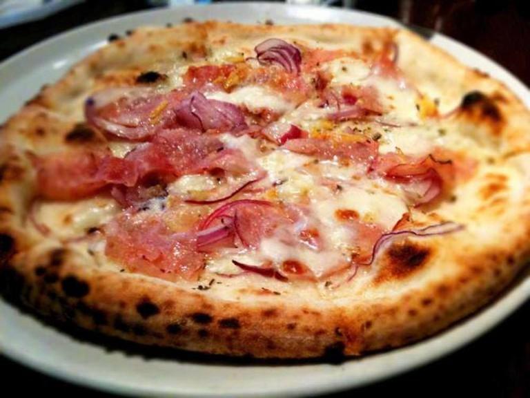 Pizza by Salvatore Cuomo