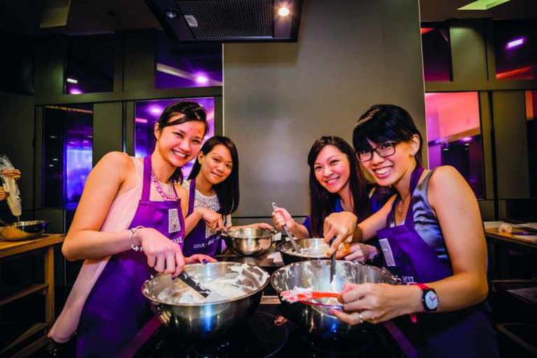 Cooking class at ToTT