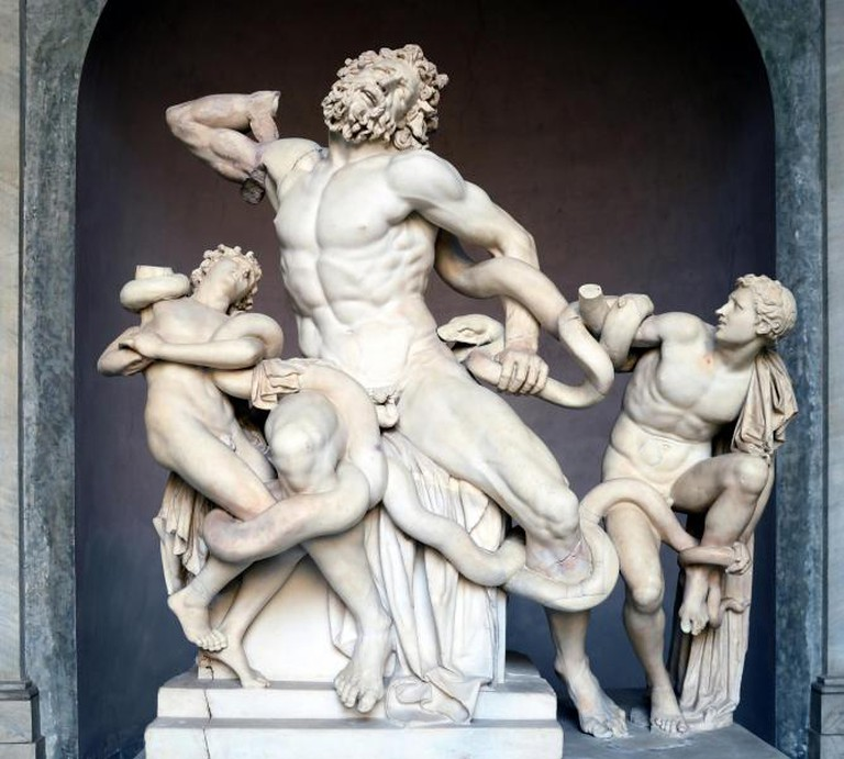 'Laocoön and His Sons'