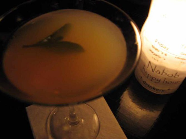 Cocktails at Great Nabob