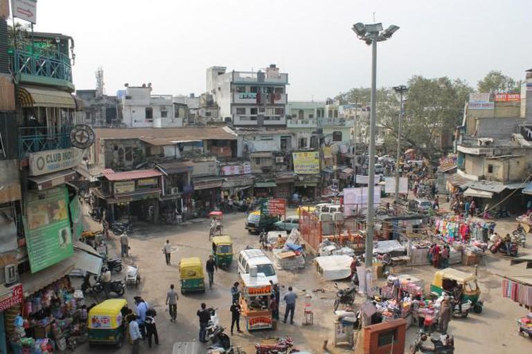 Street food bazaar | © Connie Ma/Flickr