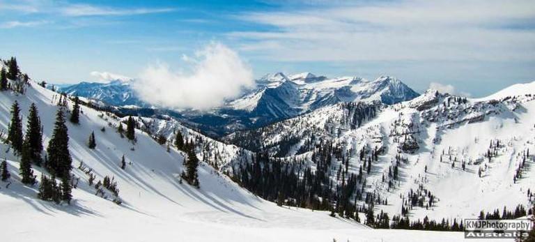 Wasatch Mountains Utah (Solitude Ski Resort) /  ©KMJPhotography Australia/Flickr