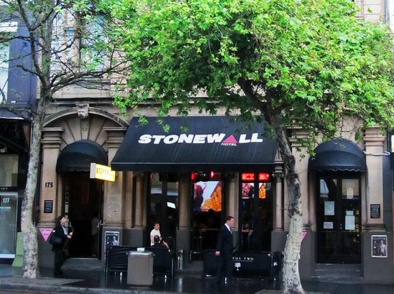 Stonewall Hotel © Newtown graffiti/Flickr