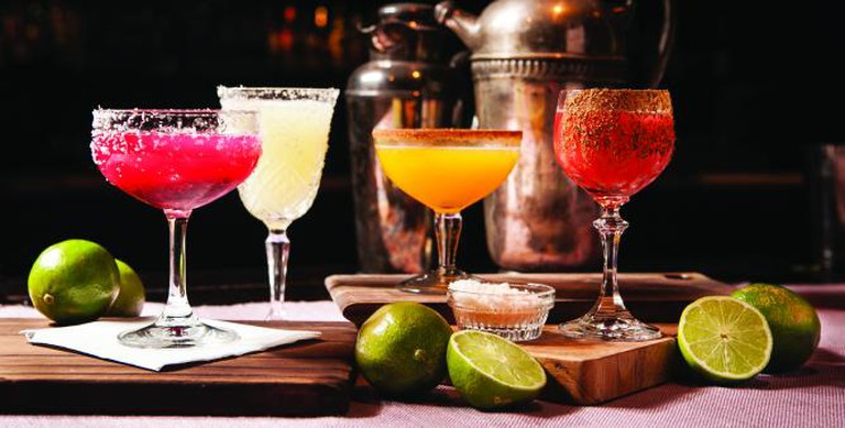 Cocktails at Eau-de-Vie | Image courtesy of Eau-de-Vie