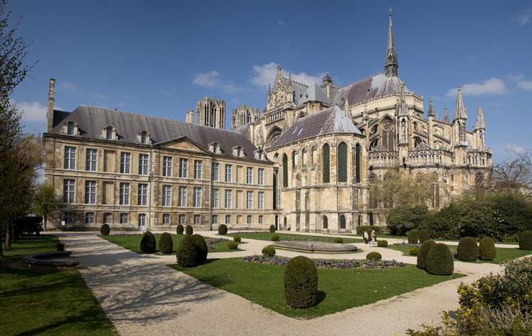 Palais du Tau | © Johann Bakker/WikiCommons