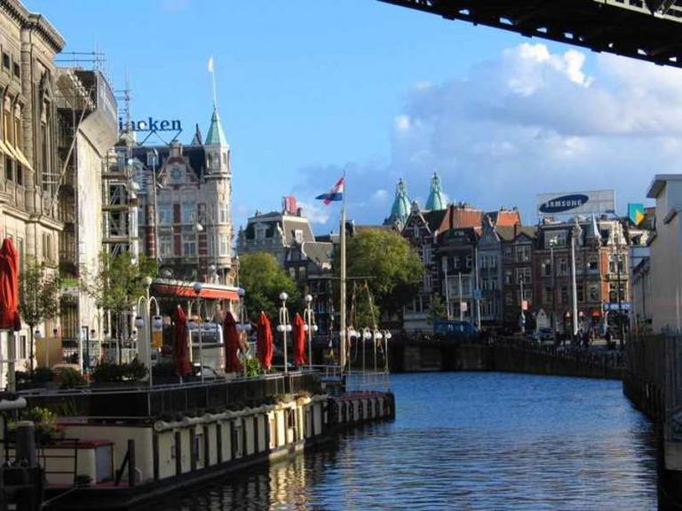 Amsterdam   © michell zappa/Flickr