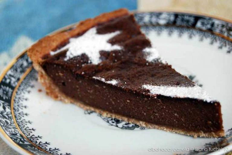 Chocolate Tart   © Liliana Fuchs/Flickr